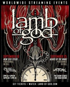 Lamb of God - OddityNoise