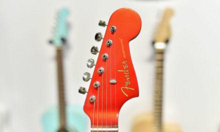 Fender ha vendido más guitarras este 2020 que en años anteriores
