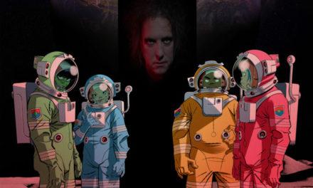 Gorillaz se une a Robert Smith para «Strange Timez»