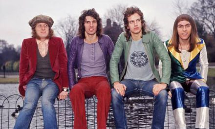 Slade, banda referente del glam lanzará álbum de éxitos