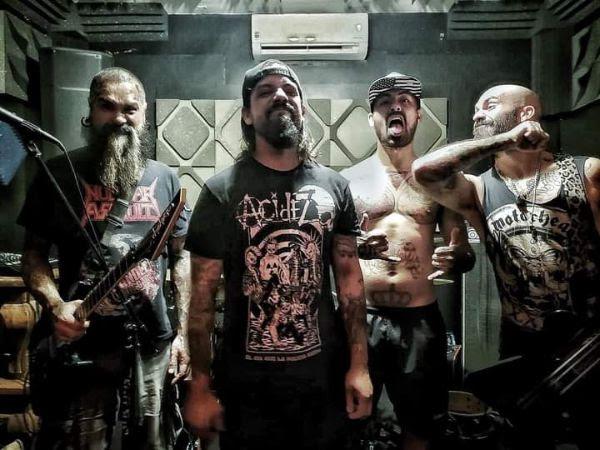 Dios Perro traerá su grindcore all live streaming del #MxMFV