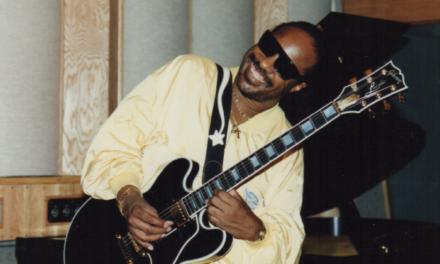 Stevie Wonder lanza sello discográfico y comparte dos canciones