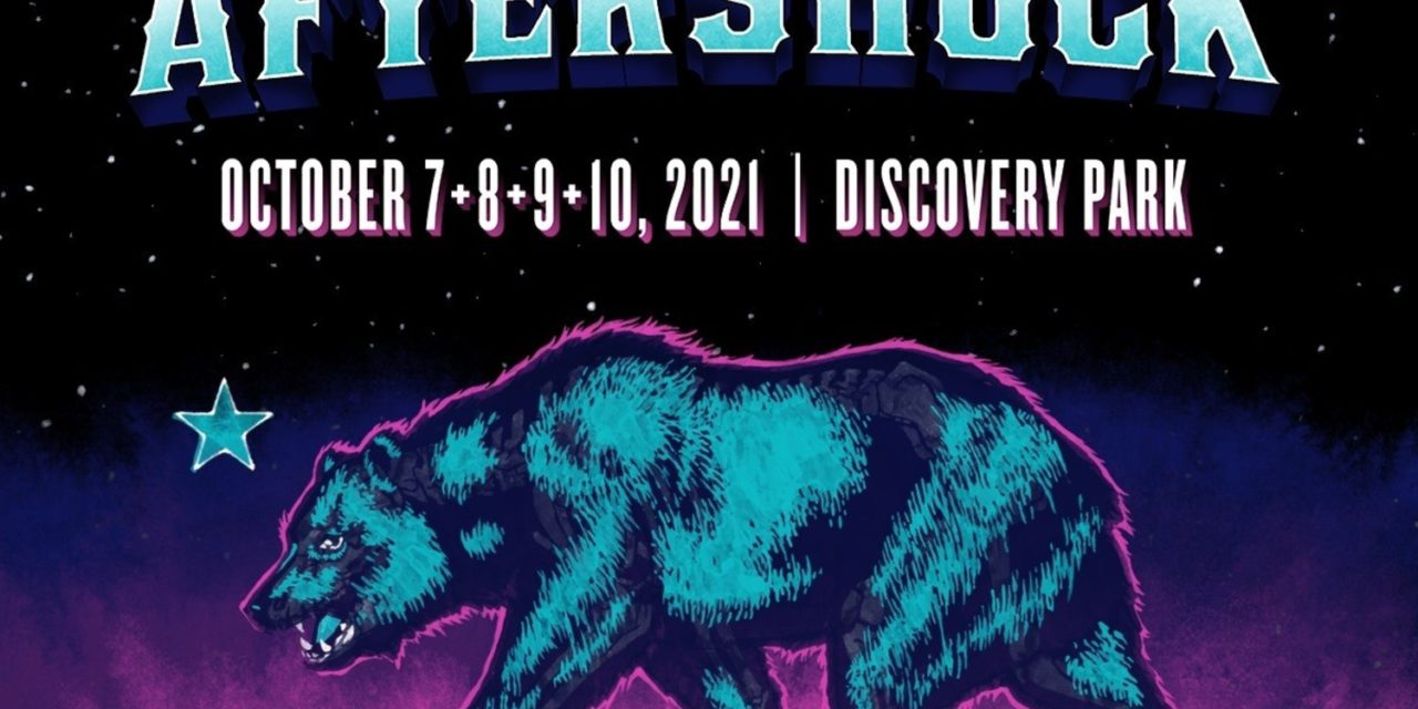My Chemical Romance y Metallica encabezan el cartel de Aftershock 2021