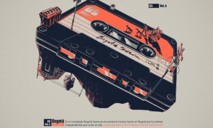 Descubre la escena bogotana actual a través de Bogotá Suena Vol. 4