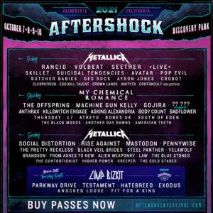Aftershock - OddityNoise