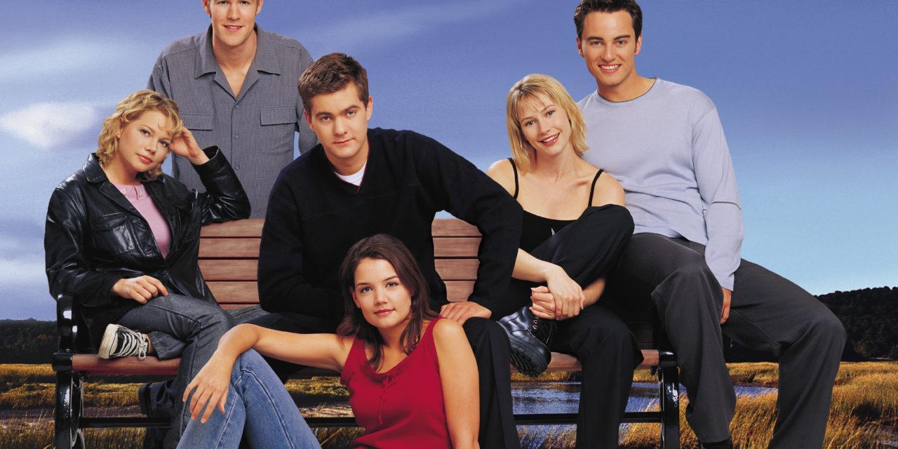 Dawson's Creek llega a Netflix para los nostálgicos de la serie