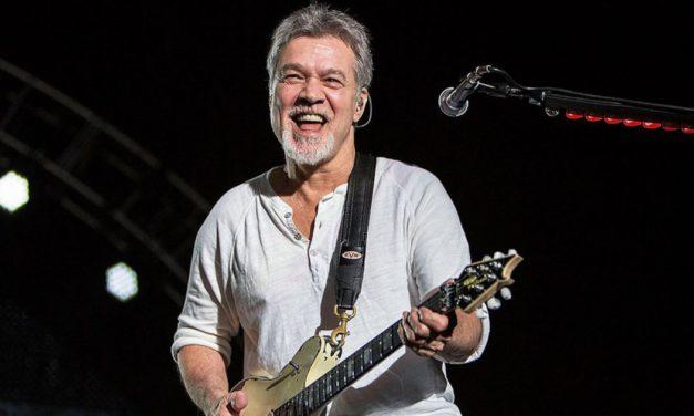 Muere Eddie Van Halen a los 65 años, víctima de cáncer