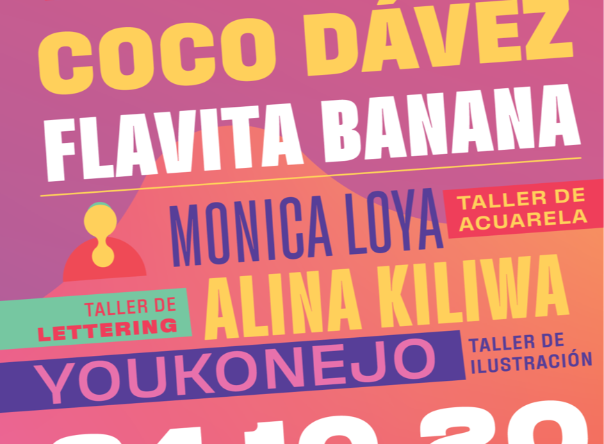 Vuelve PODEROSA, festival de b:oost que celebra el poder de las mujeres a través del arte y la creatividad