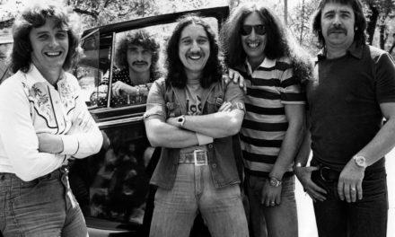 Uriah Heep, precursores del hard rock, heavy rock y rock progresivo celebran 50 años