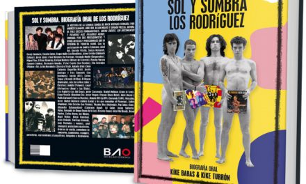 Presentan 'Sol Y Sombra' biografía oral de Los Rodríguez