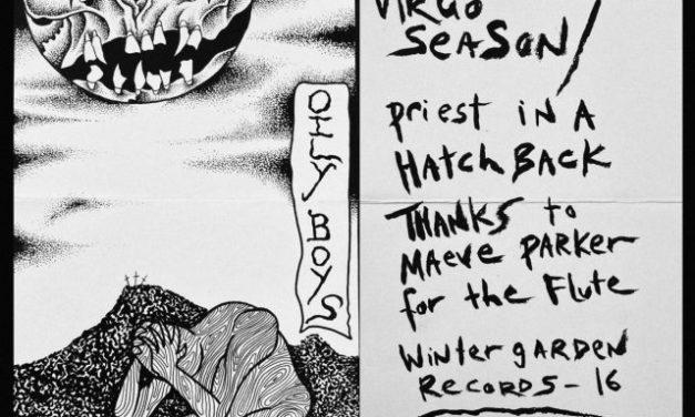 """Oily Boys lanza los sencillos """"Virgo Season"""" y """"Priest In A Hatchback"""""""