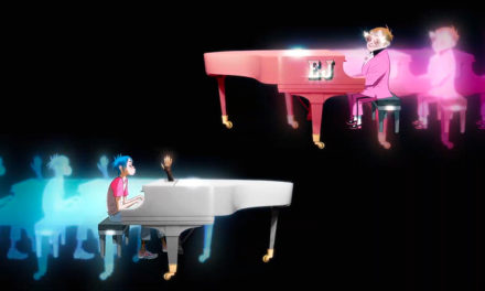 Gorillaz presenta «The Pink Phantom» junto a Elton John and 6lack