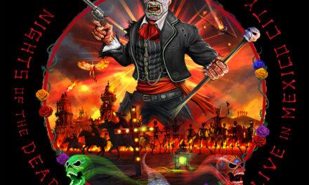 Iron Maiden lanzará el álbum Nights Of The Dead, Legacy Of The Beast: Live In Mexico City