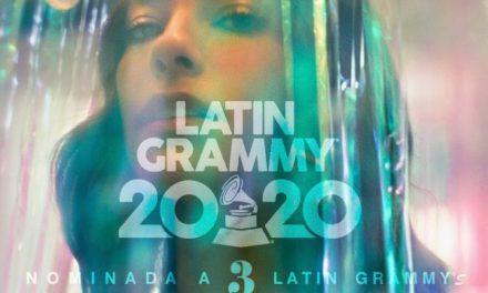Debi Nova se presentará en la ceremonia del Latin Grammy 2020