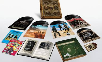 Nuevas acciones pata celebrar 40 años de Ace Of Spades de Motörhead