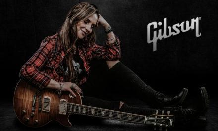 Cler Canifrú firma contrato con Gibson Guitars y recibe mérito internacional