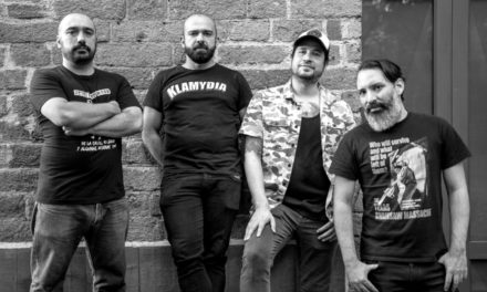Detective Wadd lanza el disco ¡Cuánta Porquería!; punk rock colombiano