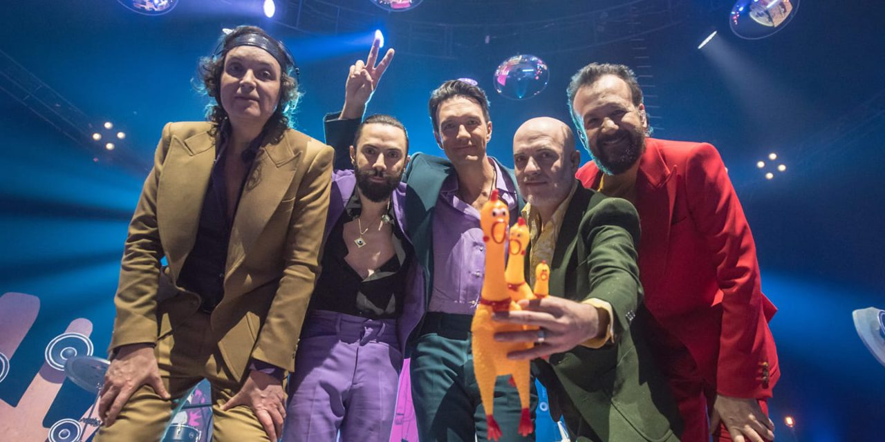 Fobia presenta «Pesadilla», adelanto de su MTV Unplugged