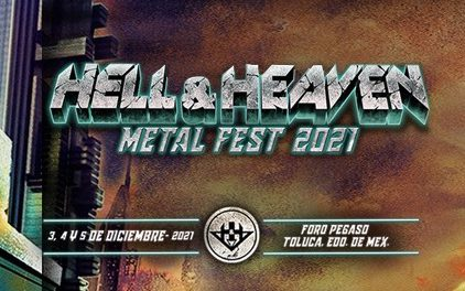 Slipknot regresa a México en 2021 para el Hell And Heaven