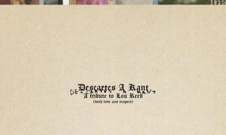 Descartes A Kant presenta el EP A Tribute To Lou Reed