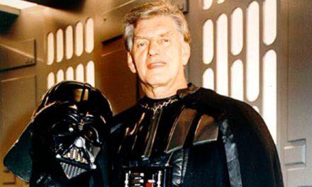 Muere David Prowse, actor que encarnara a Darth Vader