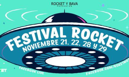 Anuncian la tercera edición de Festival Rocket