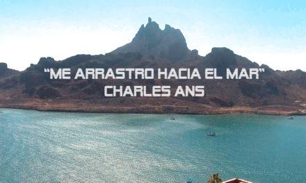 Charles Ans presenta «Me Arrastro Hacia El Mar»