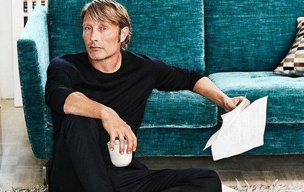 Mads Mikkelsen reemplaza a Depp en Fantastic Beasts