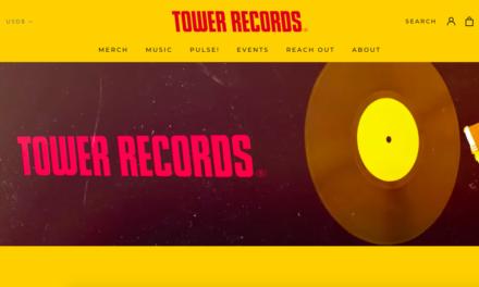 Tower Records está de vuelta ahora en versión online