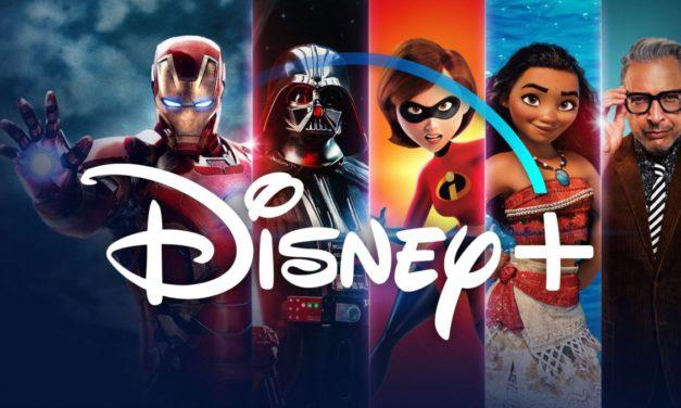 Disney+ por fin llega a las pantallas mexicanas