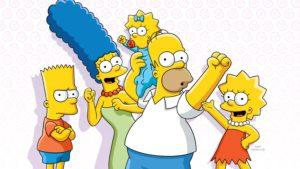 Simpsons - Oddity Noise