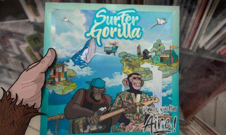Surfer Gorilla lanza Dimos Vueltas En El Aire, un disco para bailar