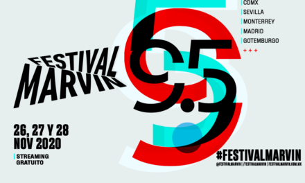 Festival Marvin 9.5 revela el cartel para su edición online