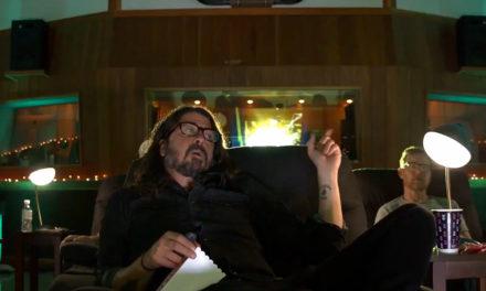 Foo Fighters repasa su historia en la cinta Times Like Those