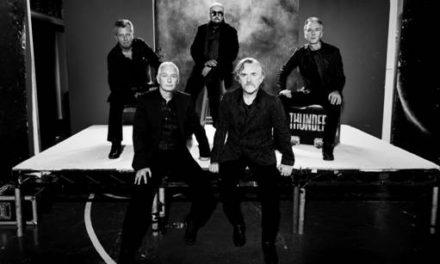 Thunder anuncia su nuevo álbum All The Right Noises