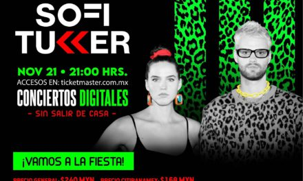 Sofi Tukker regresa a México… de manera virtual