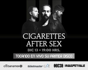 Cigarettes After Sex - OddityNoise