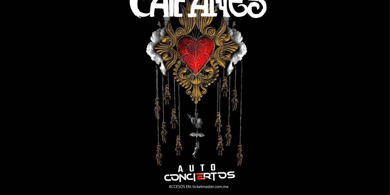 Caifanes ofrecerá tres auto-conciertos en la CDMX