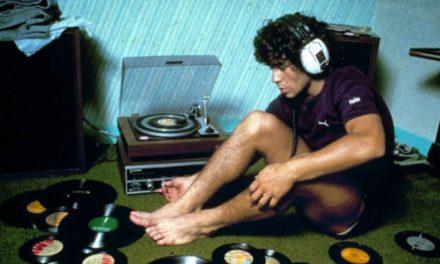 Maradona y su influencia en la música