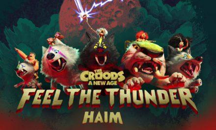"HAIM comparte ""Feel the Thunder"" del soundtrack de The Croods: A New Age"
