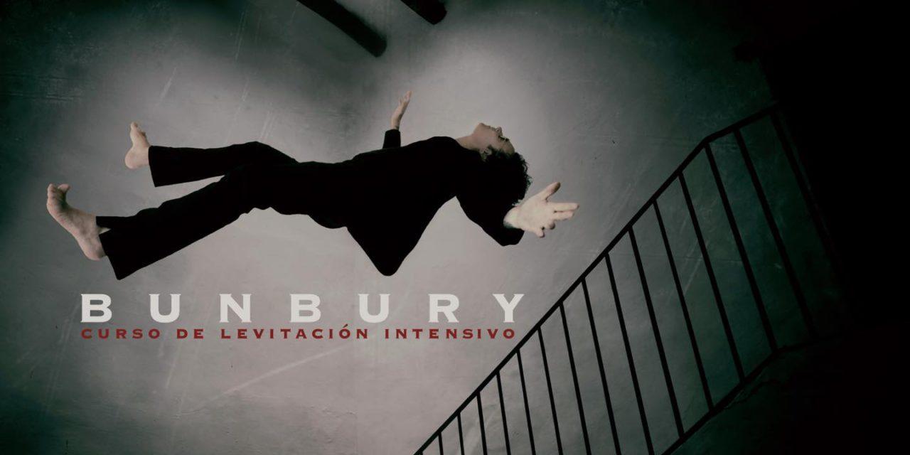 Curso De Levitación Intensivo, nuevo LP de Bunbury