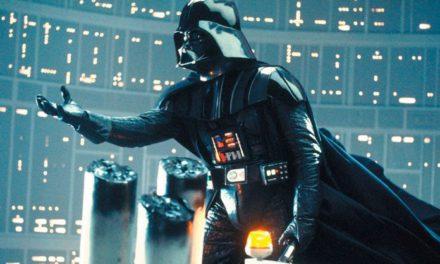 Darth Vader, el villano número uno de Star Wars