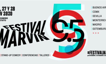 #FestivalMarvin 9.5: éxito musical y conciencia altruista
