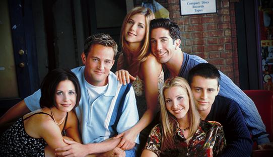 Friends llegará por fin a la pantalla grande