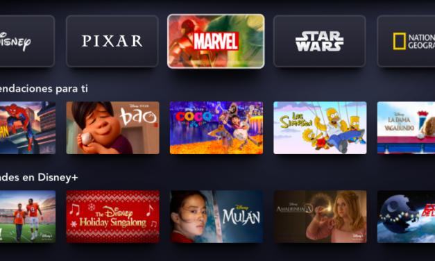 Disney+ continúa con sorpresas en Latinoamérica