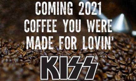 Kiss tendrá su propio sabor a café