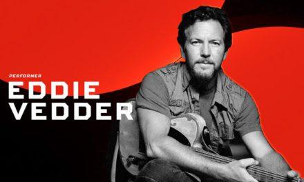 Eddie Vedder, se presentará en The Game Awards 2020