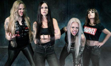 Nervosa estrena el sencillo «Perpetual Chaos»