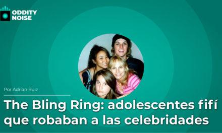 The Bling Ring: adolescentes que robaban a celebridades