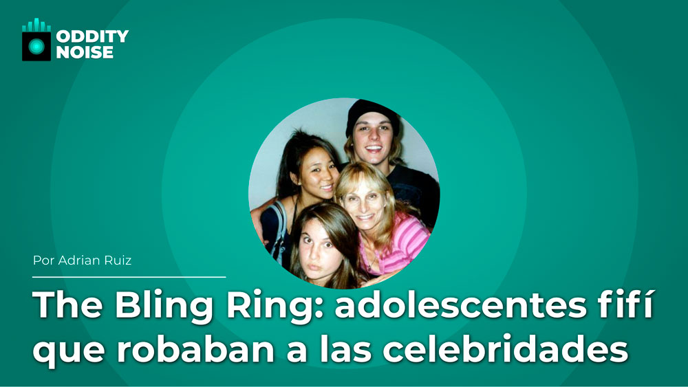 The Bling Ring: adolescentes que robaban a celebridades